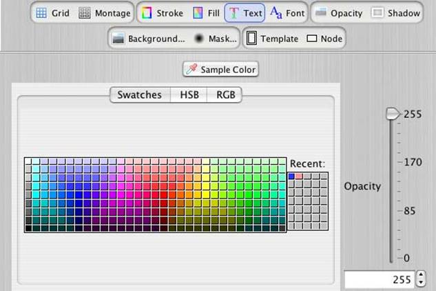 TIPTry To Select Non Extreme Standard Colors Because Some Color Ranges May Not Transfer Exactly As Seen On Your Monitor Through Photographic Printing